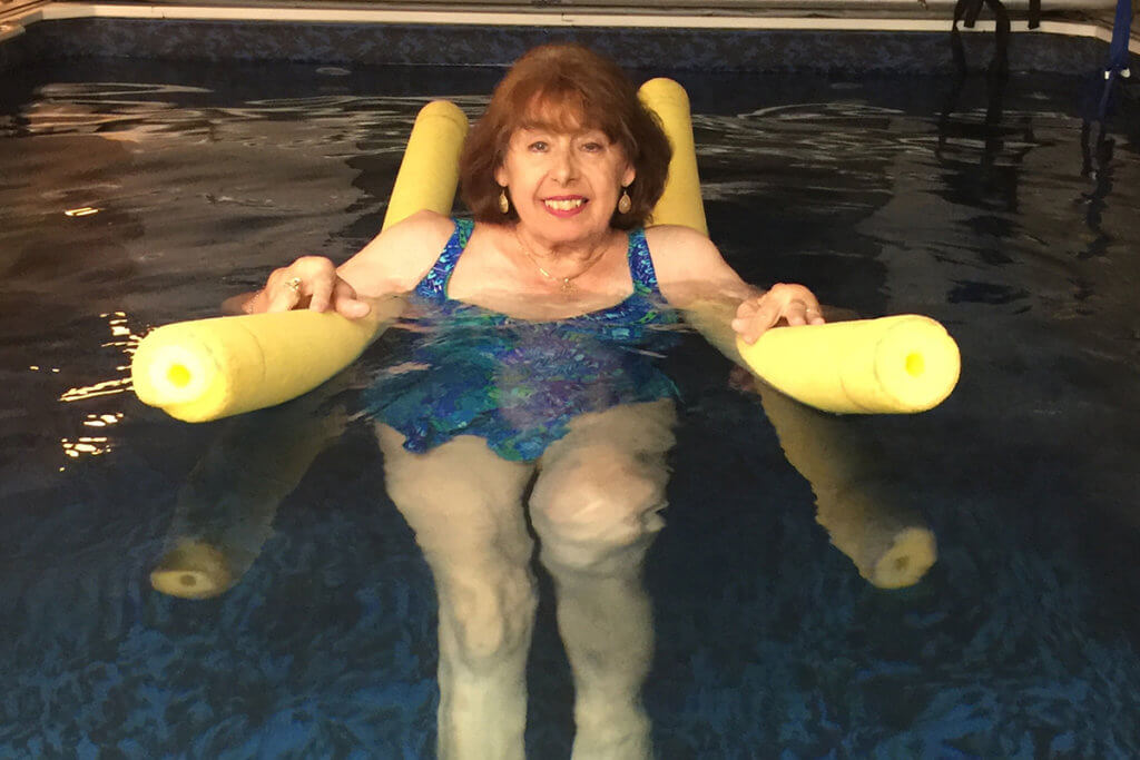 Aquatic Therapy for Rheumatoid Arthritis