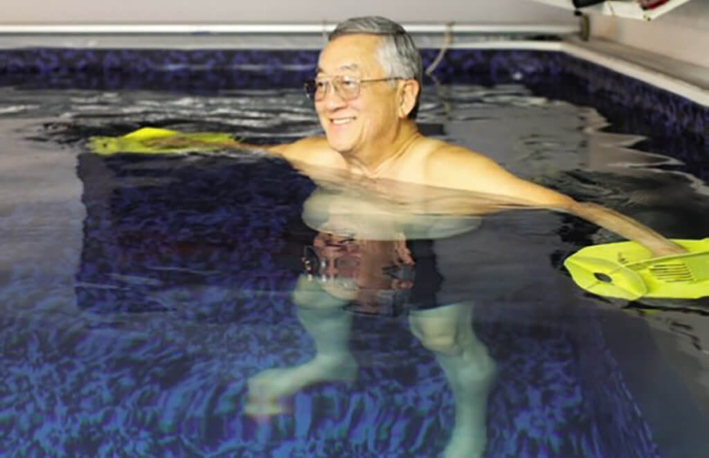 Water Works Wonders for Back Pain - Moon Physical Therapy